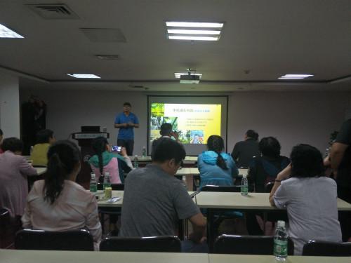 """太平桥""""莲花八月""""第二期摄影培训在北京国丹白癜风医院开课"""