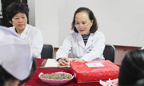 """喜迎""""三八""""妇女节 北京国丹白癜风医院召开座谈会"""