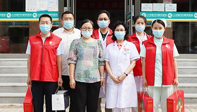 北京国丹白癜风医院社会公益